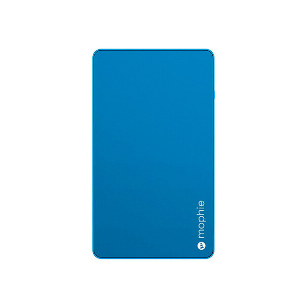 Внешний аккумулятор Mophie Powerstation Mini Blue 3000mAh
