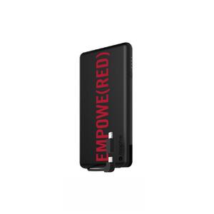 Купить Внешний аккумулятор Mophie Powerstation Plus 6000mAh PRODUCT (RED)