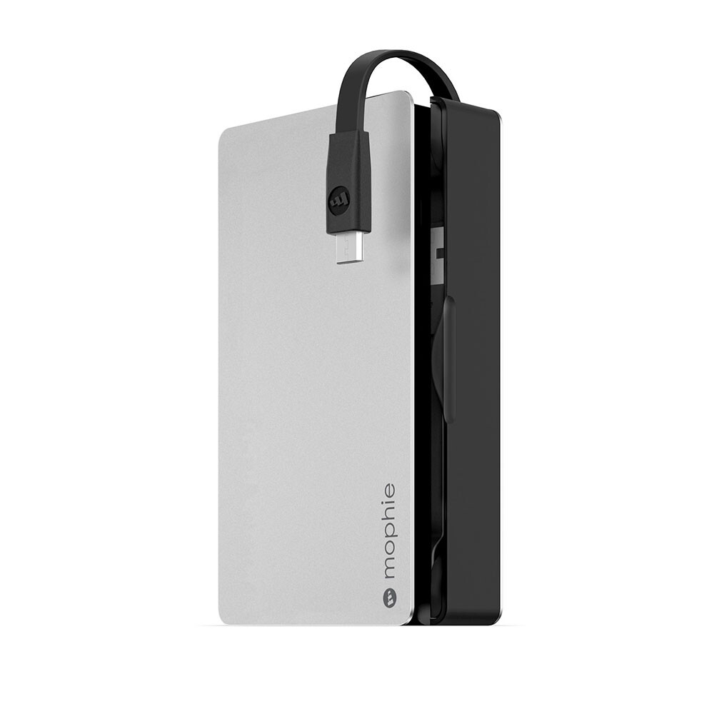 Зарядная станция Mophie Powerstation Plus Micro-USB 3x Battery 5000mAh