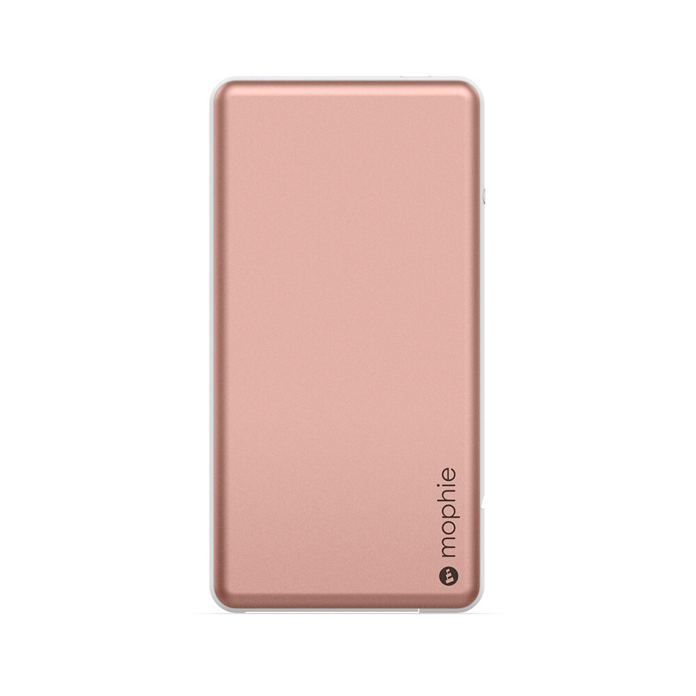 Внешний аккумулятор Mophie Powerstation Plus Mini 4000mAh Rose Gold