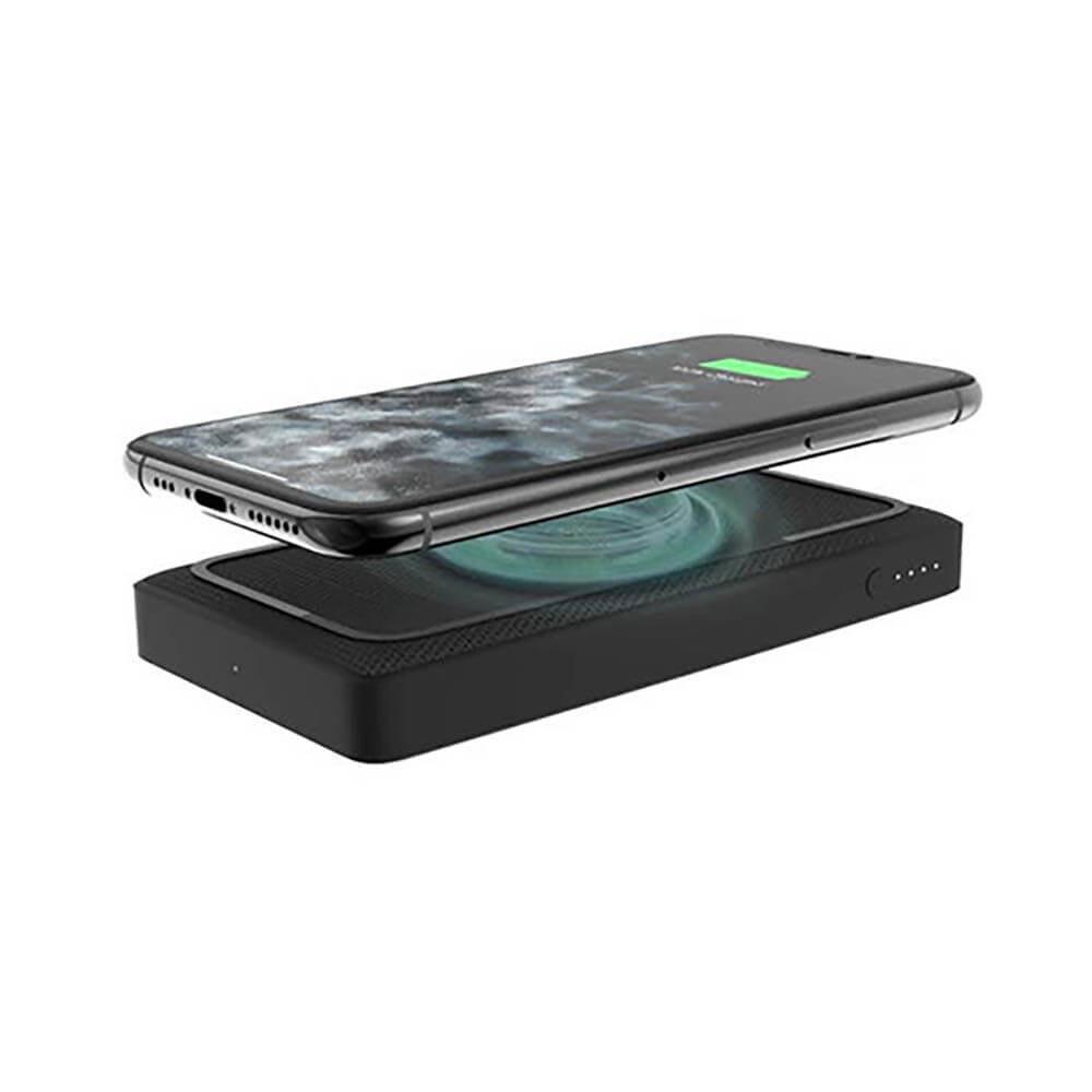 Внешний аккумулятор с беспроводной зарядкой Mophie Powerstation Wireless XL (10000 mAh)
