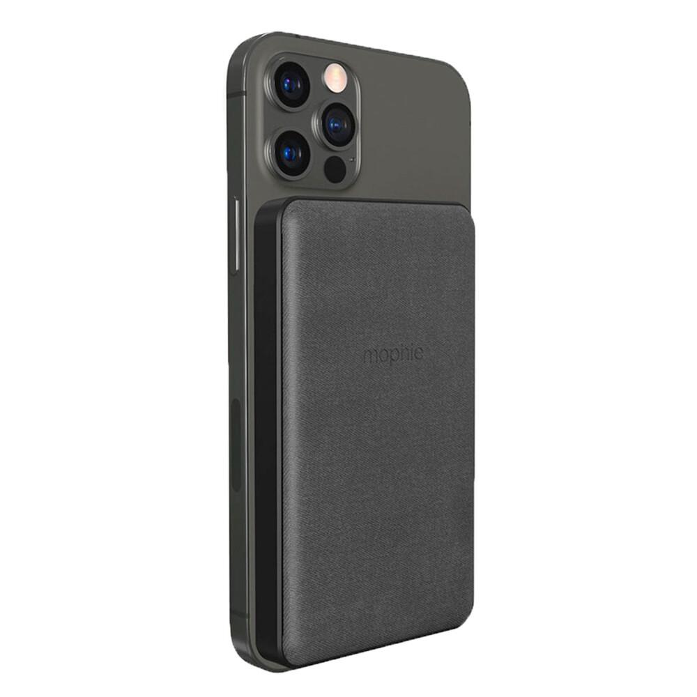 Внешний аккумулятор с беспроводной зарядкой Mophie Snap+ Juice Pack Mini для iPhone 12 | 12 mini | 12 Pro | 12 Pro Max