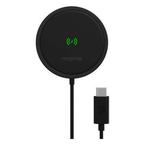 Купить Беспроводная зарядка Mophie Snap+ Wireless Charger 15W MagSafe для iPhone 12 mini | 12 | 12 Pro | 12 Pro Max