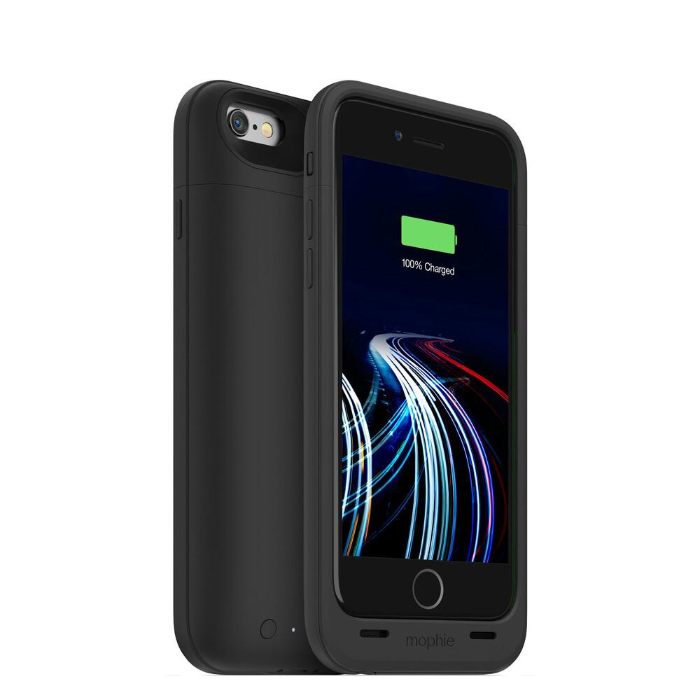 Чехол-аккумулятор Mophie Juice Pack Ultra Black для iPhone 6/6s