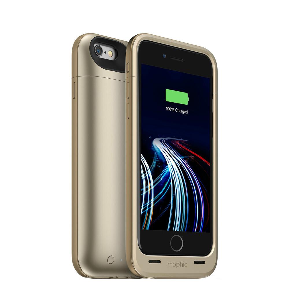 Чехол-аккумулятор Mophie Juice Pack Ultra Gold для iPhone 6/6s