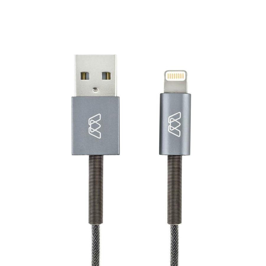 Купить Кабель MOS Spring Lightning Cable 0.3m