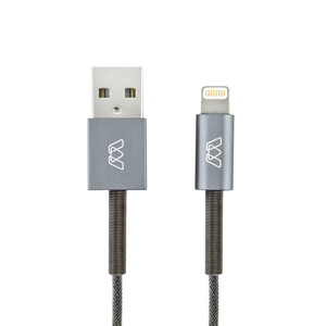 Купить Кабель MOS Spring Lightning Cable 0.9m