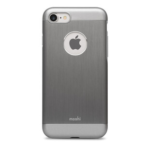 Купить Защитный чехол Moshi Armour Gunmetal Gray для iPhone 7/8