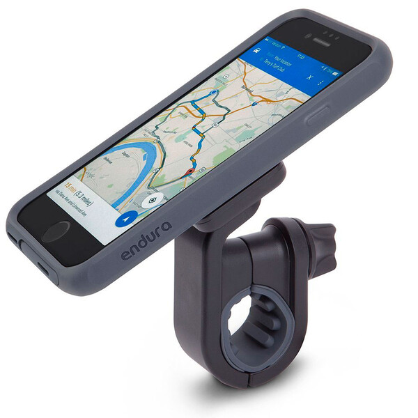 Чехол-велодержатель Moshi Biking Kit Black для iPhone 7