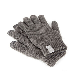 Купить Темно-серые перчатки Moshi Digits (L) для сенсорных экранов iPhone/iPod/iPad/Android