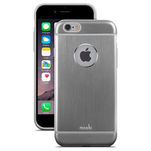 Купить Чехол moshi iGlaze Armour Gunmetal Gray для iPhone 6/6s