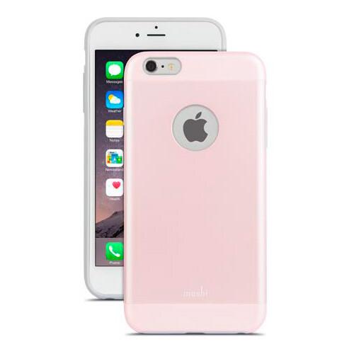 Чехол Moshi iGlaze Carnation Pink для iPhone 6 Plus/6s Plus
