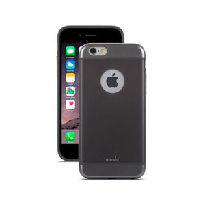 Купить Чехол Moshi iGlaze Graphite Black для iPhone 6/6s