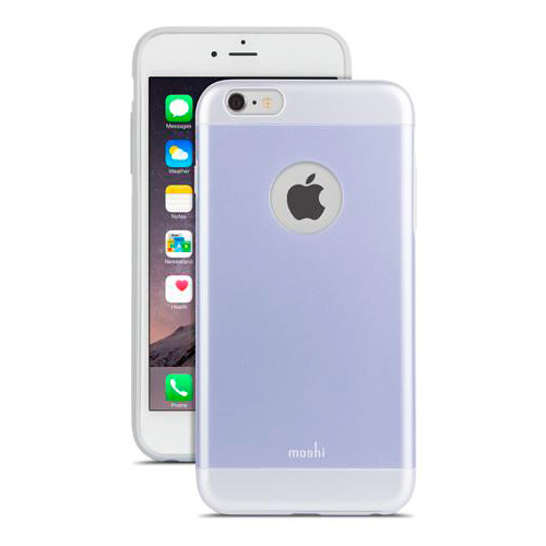 Чехол Moshi iGlaze Lavender Purple для iPhone 6/6s Plus