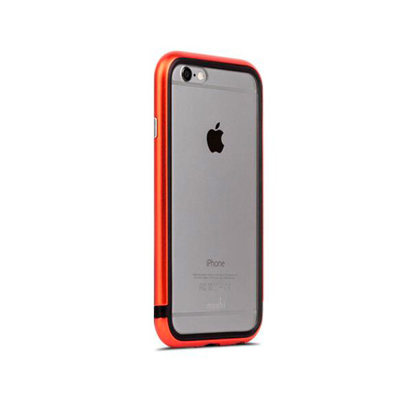 Чехол Moshi iGlaze Luxe Alloy Orange для iPhone 6/6s