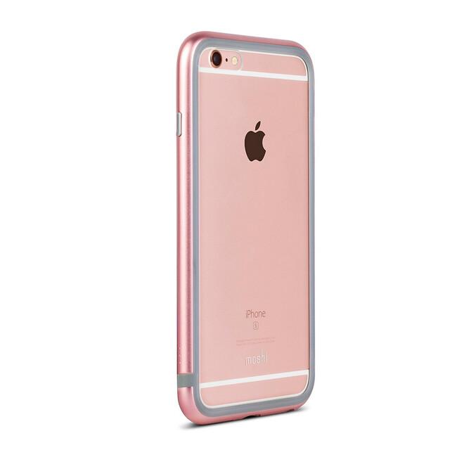 Чехол Moshi iGlaze Luxe Rose Pink для iPhone 6/6s