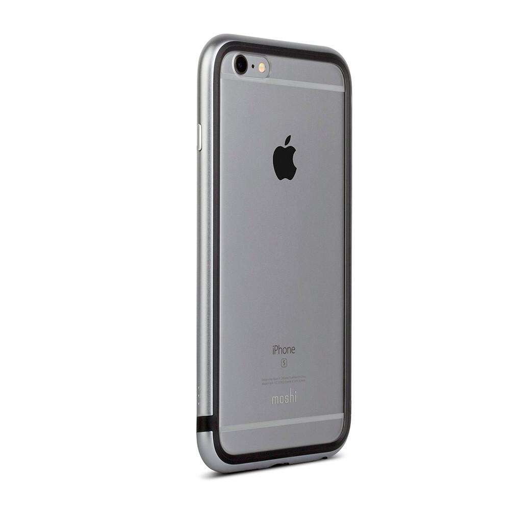 Чехол Moshi iGlaze Luxe Titanium Gray для iPhone 6/6s