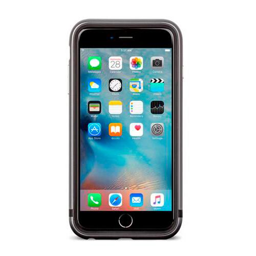 Чехол Moshi iGlaze Luxe Titanium Gray для iPhone 6 Plus/6s Plus