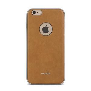 Купить Кожаный чехол Moshi iGlaze Napa Caramel Beige для iPhone 6/6s