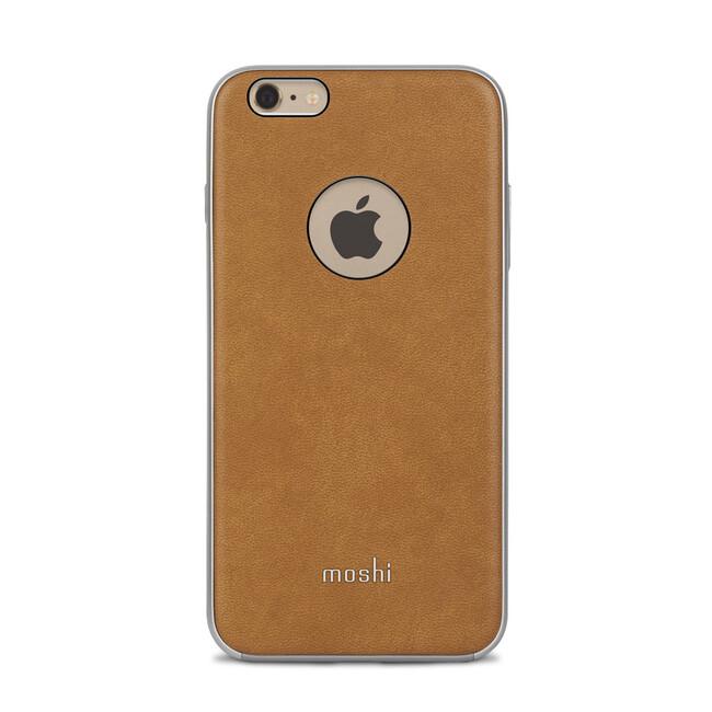 Кожаный чехол Moshi iGlaze Napa Caramel Beige для iPhone 6/6s