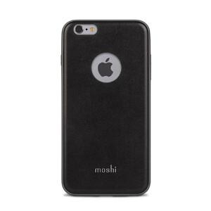 Купить Кожаный чехол Moshi iGlaze Napa Onyx Black для iPhone 6/6s