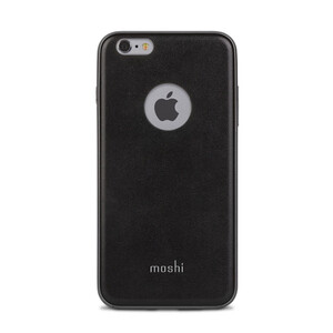 Купить Кожаный чехол Moshi iGlaze Napa Onyx Black для iPhone 6 Plus/6s Plus