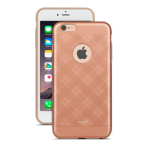 Чехол Moshi iGlaze Tartan Rose для iPhone 6/6s Plus