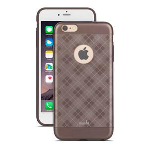 Купить Чехол Moshi iGlaze Tartan Walnut для iPhone 6/6s Plus