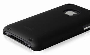 Купить Черный матовый чехол Moshi для iPhone 3G/3GS