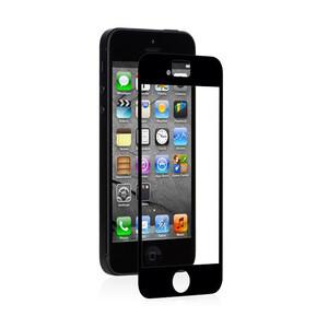 Купить Защитная пленка Moshi iVisor AG Black для iPhone SE/5S/5C/5