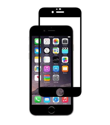 Защитное стекло moshi iVisor Black для iPhone 6/6s/7/8
