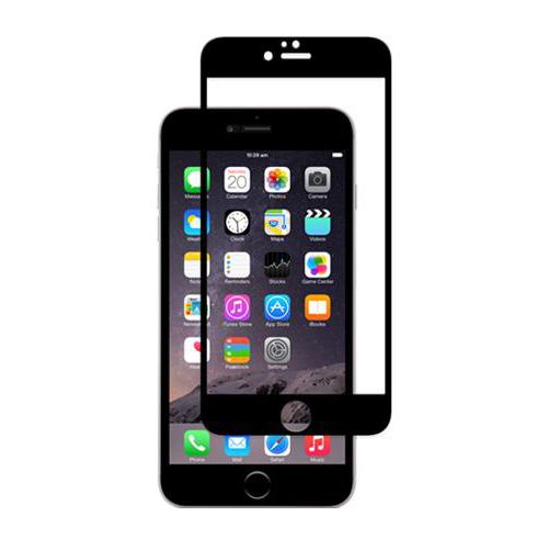 Защитное стекло moshi iVisor Black для iPhone 6/6s Plus