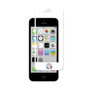Купить Защитное стекло Moshi iVisor Glass White для iPhone 5/5S/SE/5C