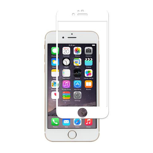 Защитное стекло moshi iVisor White для iPhone 6/6s/7/8
