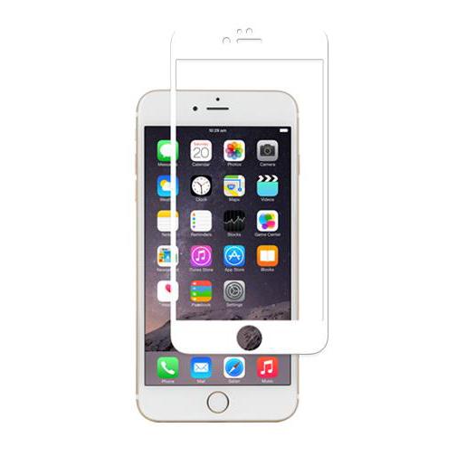 Защитное стекло moshi iVisor White для iPhone 6/6s Plus