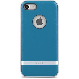 Купить Защитный чеxол Moshi Napa Marine Blue для iPhone 7