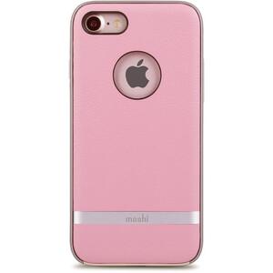 Купить Защитный чеxол Moshi Napa Melrose Pink для iPhone 7