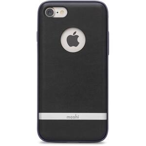 Купить Защитный чеxол Moshi Napa Charcoal Black для iPhone 7