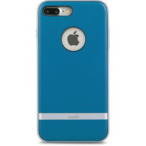 Купить Защитный чехол Moshi Napa Marine Blue для iPhone 7 Plus