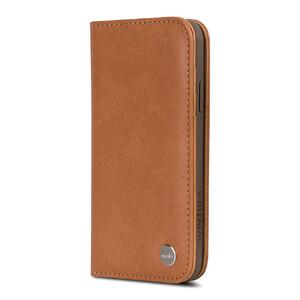 Купить Чехол-книжка Moshi Overture Wallet Caramel Brown для iPhone X