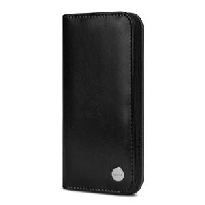 Купить Чехол-книжка Moshi Overture Wallet Charcoal Black для iPhone X