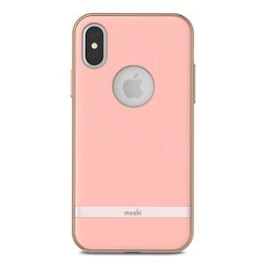 Купить Чехол-накладка Moshi Vesta Blossom Pink для iPhone X/XS