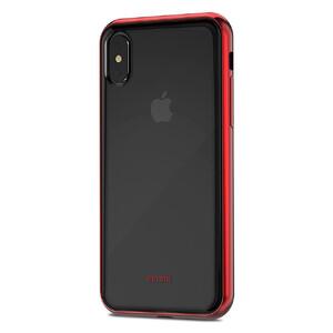 Купить Чехол-накладка Moshi Vitros Crimson Red для iPhone X