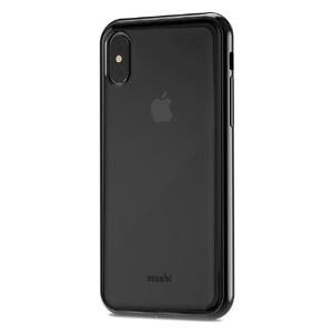 Купить Чехол-накладка Moshi Vitros Raven Black для iPhone X