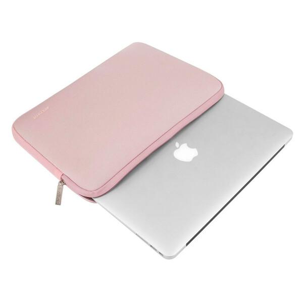 "Чехол-сумка Mosiso Sleeve Pink для MacBook Pro 16""   Pro 15"""