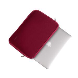 "Купить Чехол-сумка Mosiso Sleeve Wine Red для MacBook Pro 15"""