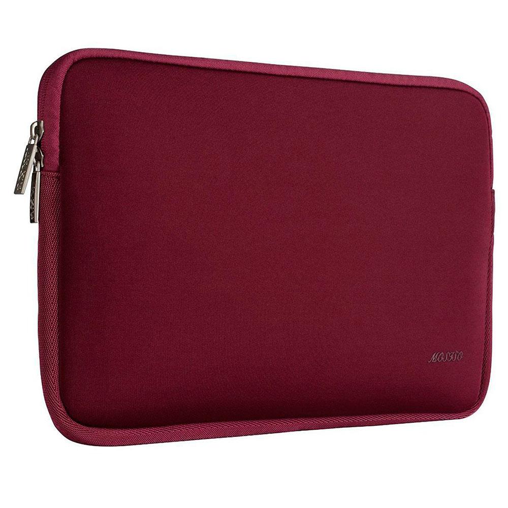 "Купить Чехол-сумка Mosiso Sleeve Wine Red для MacBook 12"" | Air 11"""
