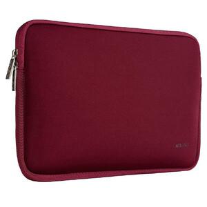 "Купить Чехол-сумка Mosiso Sleeve Wine Red для MacBook 12""/Air 11"""