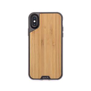 Купить Противоударный чехол Mous Limitless 2.0 Bamboo для iPhone X/XS