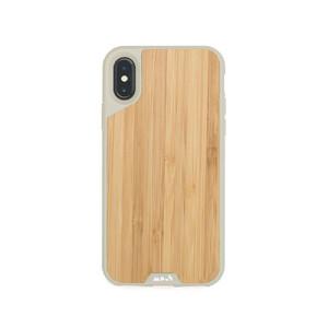 Купить Противоударный чехол Mous Limitless 2.0 Bamboo (Light Frame) для iPhone X/XS